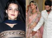 Shahid's sister Sanah kapoor in wedding ceremony