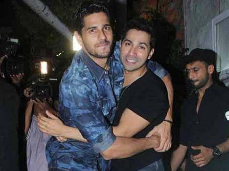 Salman, Sonam, Kangana at Varun, Shraddha's 'ABCD 2' success bash