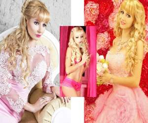 barbie doll of russia