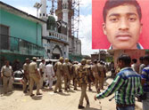 Clash Between two groups in Rampur.