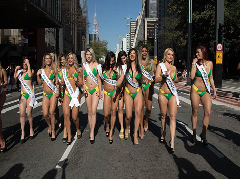 miss bumbum competition in brazil