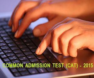 Online registration process for CAT 2015 begins