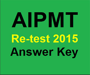 CBSE issues online AIPMT 2015 answer key