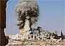 ISIS ने तीन प्राचीन इमारतों को बम धमाके कर उड़ाया