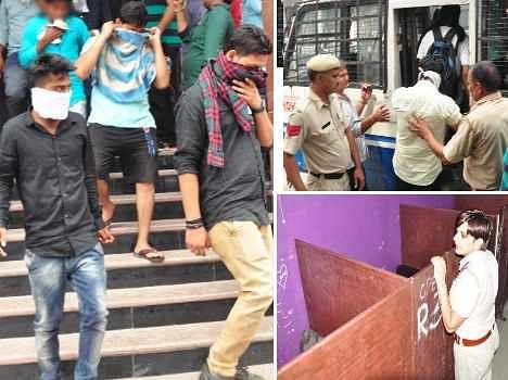 Police Raid On Restaurant, Couple Students Were Suspicious Condition In  Cabins - रेस्टोरेंट के केबिनों में संदिग्ध अवस्था में मिले छात्र-छात्राएं -  Amar Ujala Hindi News Live