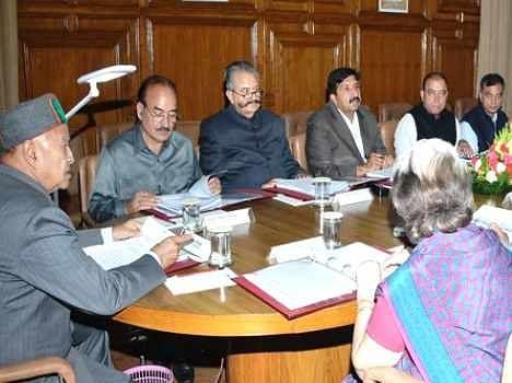 Himachal cabinet decisions.