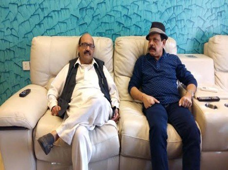 Veteran leader Amar Singh would become Bollywood actor
