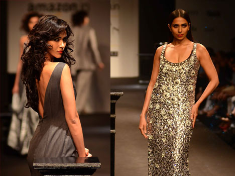 These are special pictures of Fashion Week Grand Show