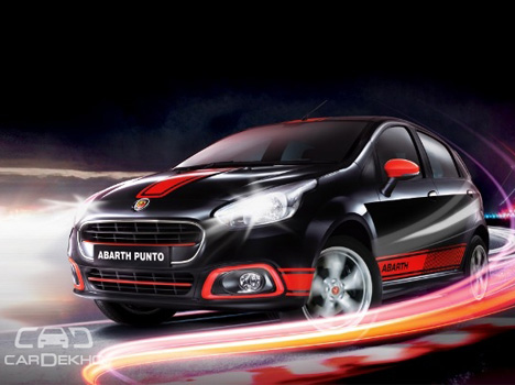 Fiat to Launch Abarth Punto EVO on October 19th