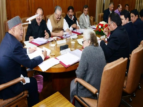 himachal pradesh cabinet decisions.