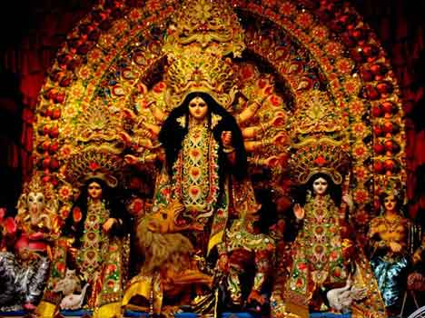 10 things about durga puja