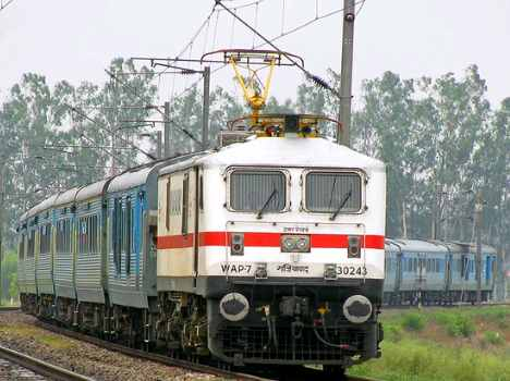 railway cancelled all ticket in a day, people face trouble