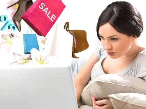online shopping, read tips for safe shopping.