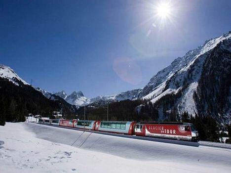 10 Most Scenic Train Rides in The World