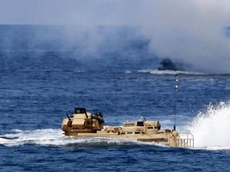 China warns US for entering in south China sea
