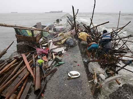 pictures of koppu typhoon in philippines