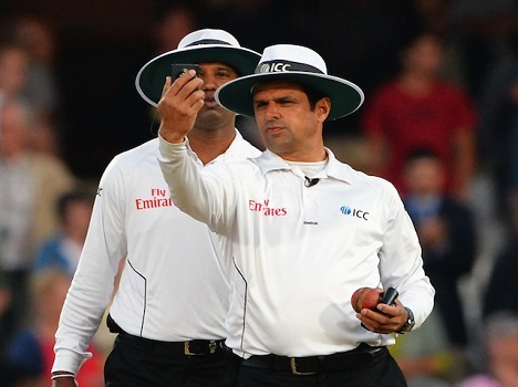 ICC withdrawn Pakistani umpire from India-South Africa series