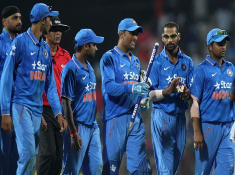 team india stand 2nd in odi icc ranking