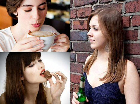 know the compatibility of girls by their eating habits