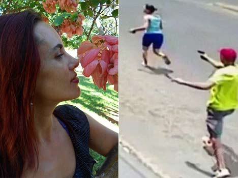Brazilian police officer shoots his wife 11 times as he chases her