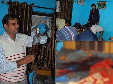 creepy double murder in panipat of haryana