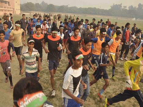 Run For Fun Hindi News, Run For Fun News In Hindi