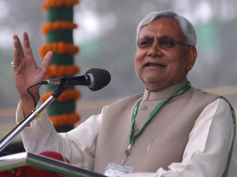 nitish kumar invits many political leader for swearing in ceremony