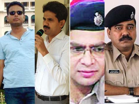 list of top cops who commited suicide