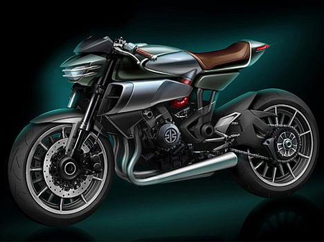 "EICMA 2015: Kawasaki SC-02 ""Soul Charger"" Concept"