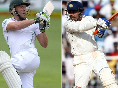 india vs south africa, test records