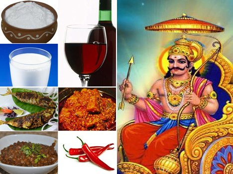 avoid these foods on saturday to make shani dev happy