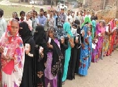 66.36 percent voted in Bhadohi