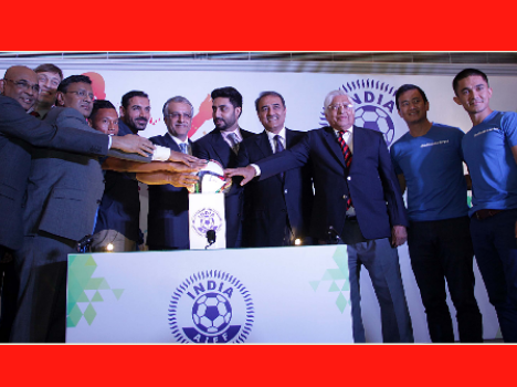 Abhishek-John show friendship for football and World Cup.