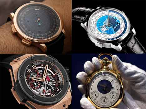 most expensive watches of the world