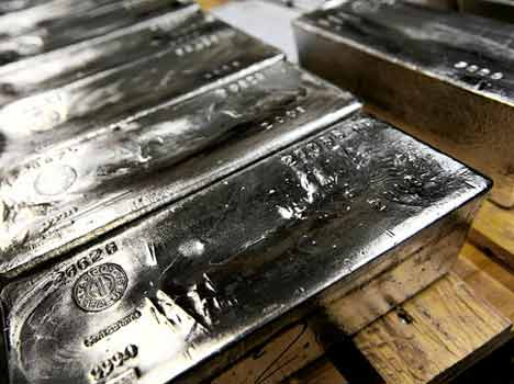 gold prices decreased