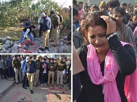 brutal murder of man in chandigarh
