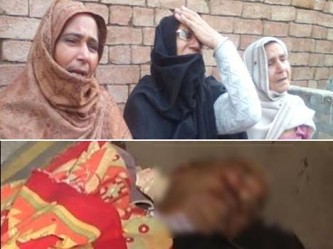 suicide by father, whose son change religion as muslim