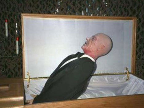 interesting facts about death and deadbody