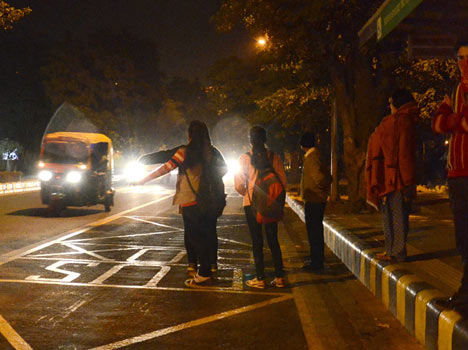 Nirbhaya crime scene live: situation not improved in three years