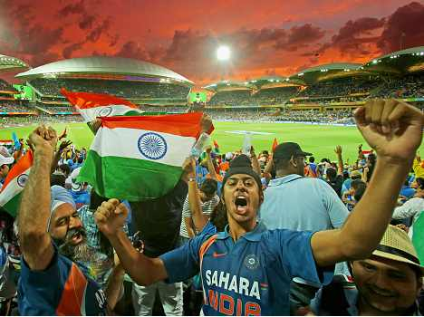 team india's most viewed match of 2015