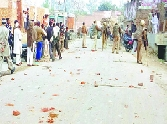conflict in Basi Kalan