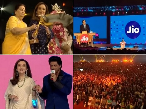 reliance jio launches its 4G service for employees