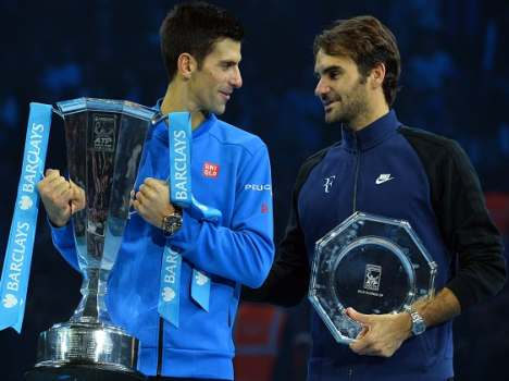 novak djokovic and roger federer can make a record