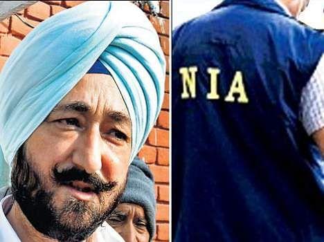 Gurdaspur SP Salvinder Singh summoned to Delhi by NIA