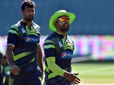 Umar Akmal banned from first NZ T20 due to misconduct By PCB