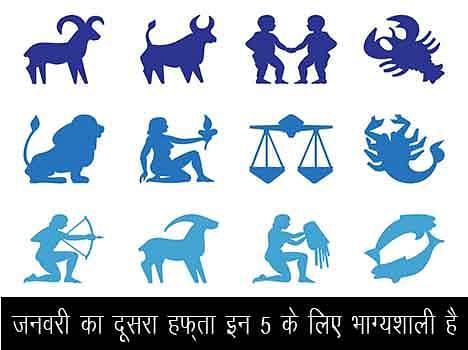 weekly horoscope 11 to 17 january
