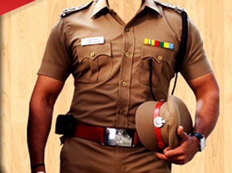 illicit business of police uniform in moradabad