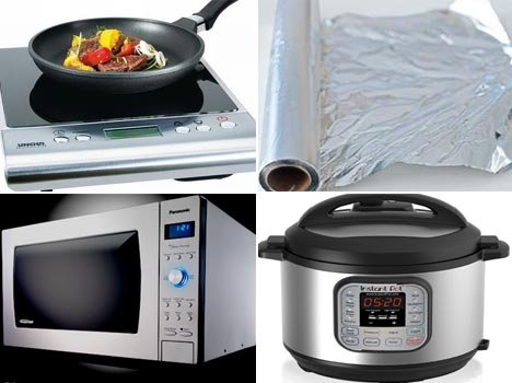 harms of electronic cooking gadgets like microwave which you should know