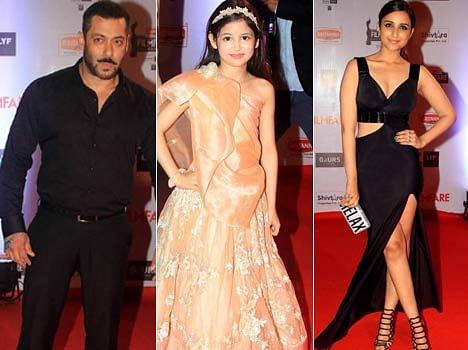 Salman, Deepika, Ranveer, Sonam, Rekha, Amitabh Bachchan in filmfare awards
