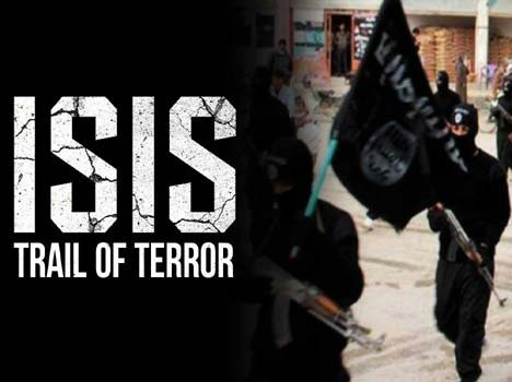 ISIS killers taking illegal drugs to give them 'chemical courage' for suicide missions